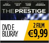 Il meglio del cinema in valigia. 2 titoli a soli €9.99.