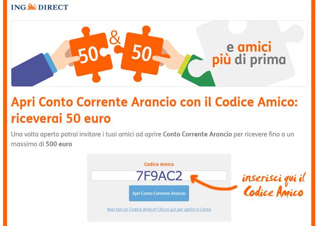 Conto-Corrente-Arancio-con-Codice-Amico-7F9AC2