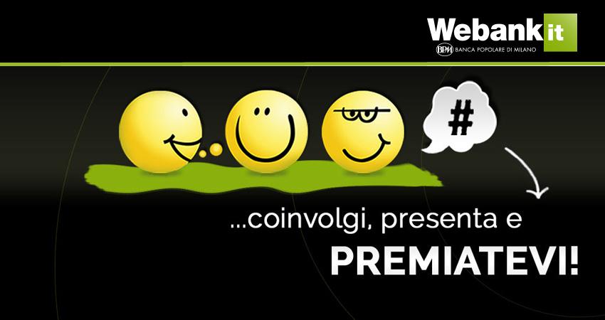 Apri Conto WeBank: buono acquisto Media World da 120€ in regalo!