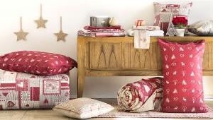 Dalani. Anteprima di Natale 2016. Tessili di Natale: letto, tavola, spugne.