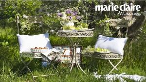 Dalani: stile country provenzale. Veranda Provenzale: ispirazione Marie Claire Maison