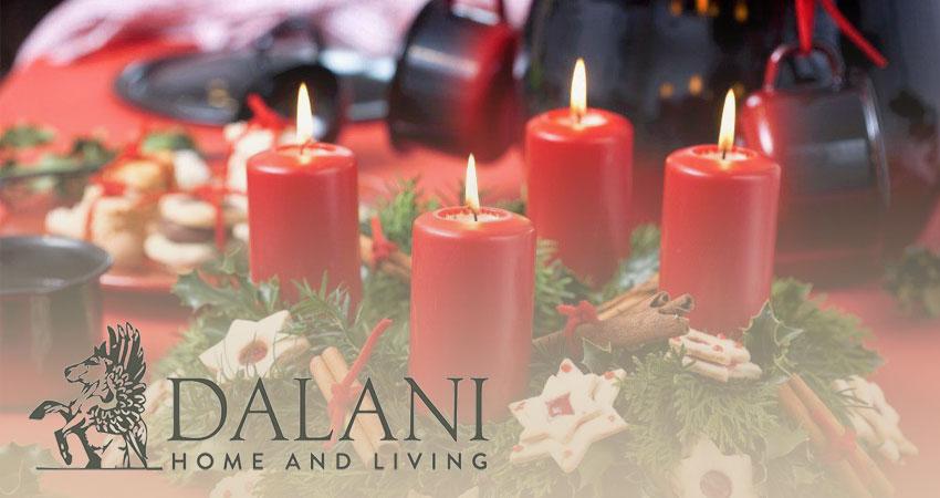 Dalani Anteprima Natale 2016: proposte per decorare la casa in veste natalizia.