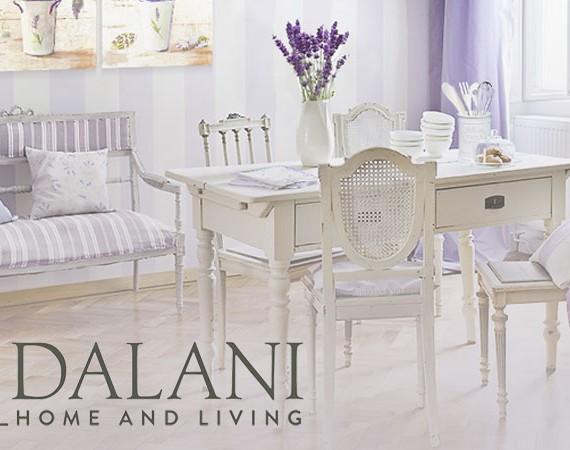 Dalani Stile Country: proposte per arredare in stile country provenzale.