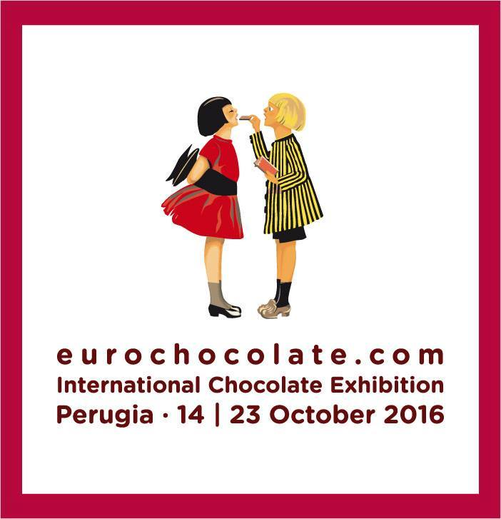 Eurochocolate 2016. International Chocolate Exhibition. Perugia, 14 - 23 ottobre 2016. © Eurochocolate