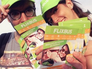 FlixBus Coupon 5€ in Regalo