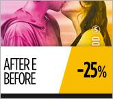 Libri in Promozione: linea After e Before sconto del 25% fino al 02/07/2016