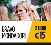 Libri in Promozione: Bravo Mondadori 2 libri a 15€ fino al 31/12/2016