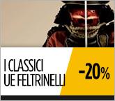 Libri in Promozione: Classici Feltrinelli sconto del 20% fino al 03/07/2016