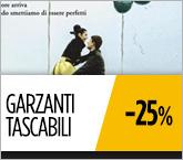 Libri in Promozione: Garzanti Tascabili sconto del 25% fino al 02/07/2016