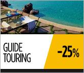 Libri in Promozione: Guide Touring sconto del 25% fino al 02/07/2016
