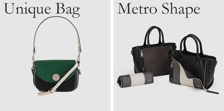 Moda Autunno 2016, le proposte di Carpisa: la borsa personalizzata Unique Bag e i materiali intercambiabili della linea Metro Shape.