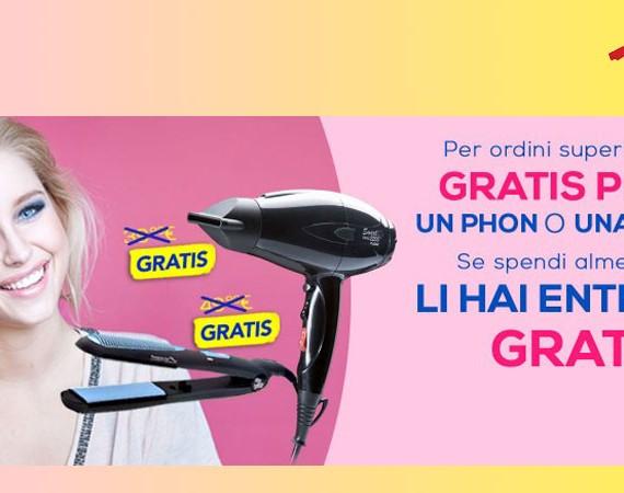 Phon e Piastra gratis con Casa Henkel