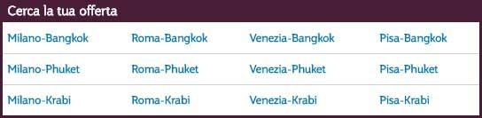 Con Qatar Airways a... Bangkok, Phuket e Krabi! Cerca la tua offerta da Milano, Roma, Venezia e Pisa, fino al 11/12/2016. #Dovetiportiamoquestasettimana #ilpaesedelsorriso © QatarAirways.com
