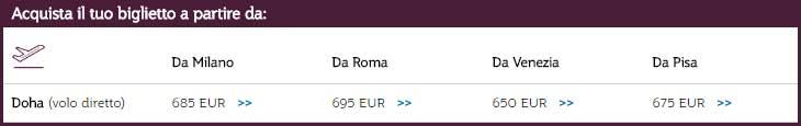 Con Qatar Airways a... Doha per il big match Juventus - Milan del 23 dicembre 2016! Cerca la tua offerta da Milano, Roma, Venezia e Pisa, fino al 22/12/2016. #JuventusMilan © QatarAirways.com