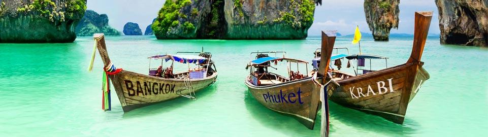 Le offerte di Qatar Airways. Con Qatar Airways a... Bangkok, Phuket e Krabi! Offerta promozionale valida fino al 11/12/2016. #Dovetiportiamoquestasettimana #ilpaesedelsorriso © QatarAirways.com