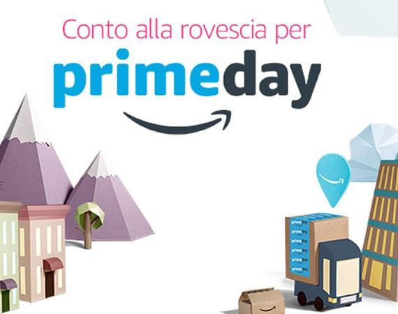Conto alla rovescia per il secondo Prime Day di Amazon!