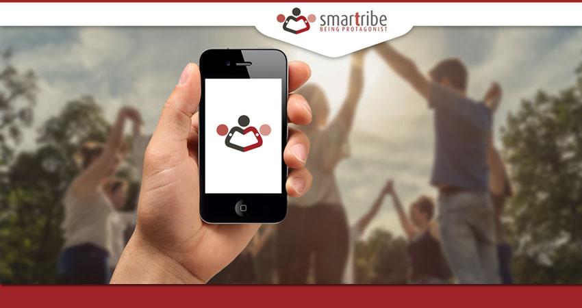 Con SmarTribe guadagni SmarPoints rispondendo ai sondaggi e con la app SmarTribe Meter. ©SmarTribe