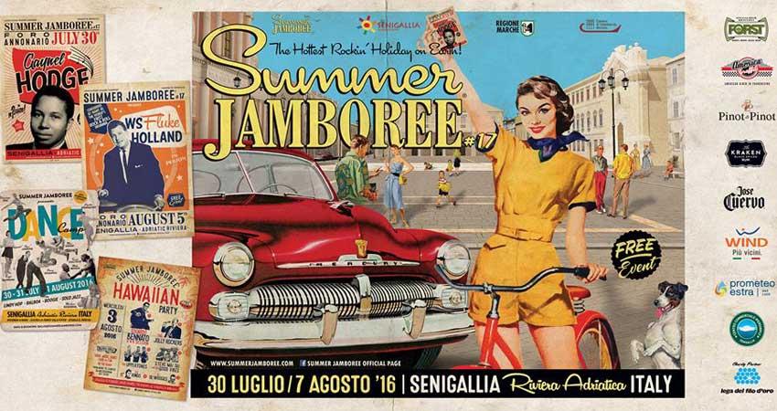 Summer Jamboree 2016 Senigallia
