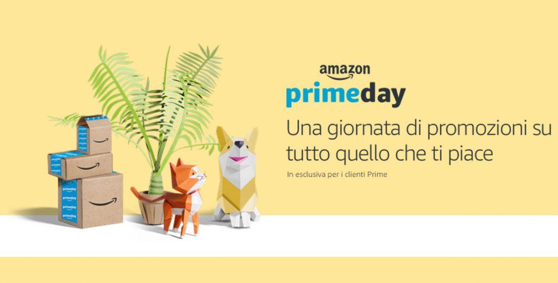 Terzo Prime Day di Amazon, 11 luglio 2017. © Amazon