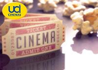 Offerte PayPal per Natale 2016. UCI Cinemas: compra online o tramite app pagando con Paypal, acquisti ogni biglietto a 5,90€. © PayPal