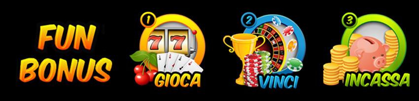 Voglia di Vincere: Fun Bonus di 27 euro! Gioca, vinci, incassa!