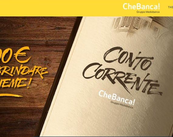 CheBanca! coupon da 100€ su Tannico.it