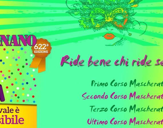 Programma Carnevale di Putignano 2016
